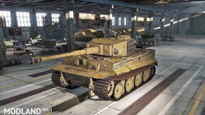 Sgt_Krollnikow51's Skin for Japan Tiger I , 1 photo
